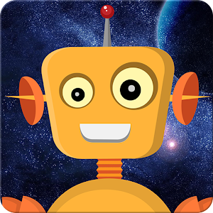 Robot game for preschool kids Icon