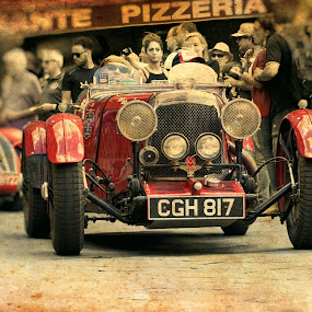 1000 Miglia 2017 Vintage by Mark Soetebier - Transportation Automobiles ( 1000 miglia, car, tuscany, classic car, mille miglia, vintage, super car, siena,  )