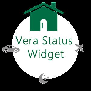 Vera Status Widget