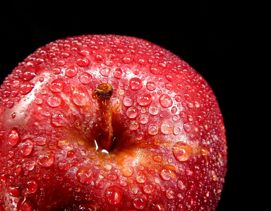 Apple  by Asif Bora - Food & Drink Fruits & Vegetables