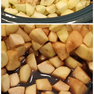 Crock Pot Apple Sauce