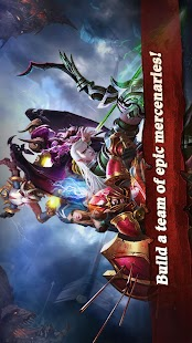 Clash for Dawn: Guild War- screenshot thumbnail