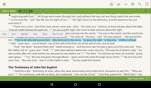 Bible App by Olive Tree screenshot 12