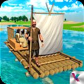 Raft Simulator APK for Bluestacks