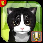 Talking Kittens virtual cat that speaks, take care Icon
