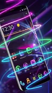 Neon Light Launcher