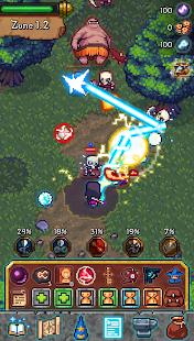 Tap Wizard RPG: Arcane Quest