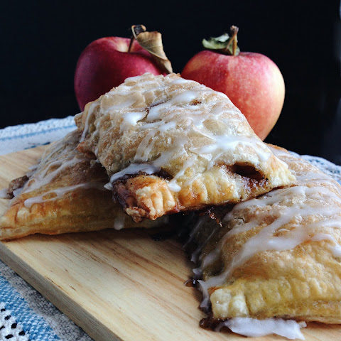 Brown Butter Brandy Apple Hand Pies