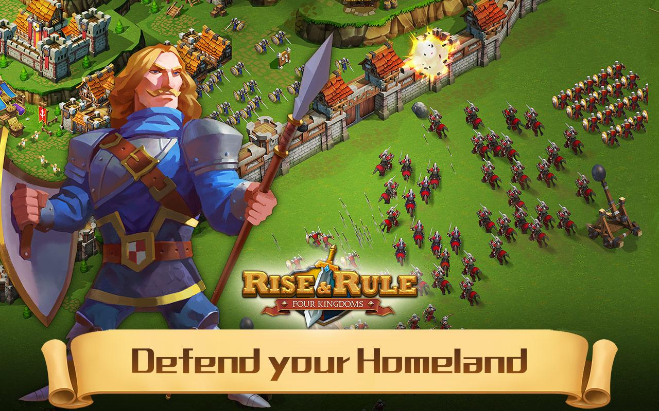 Rise & Rule: Battle for Throne Screenshot 4