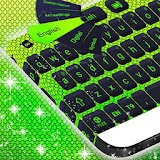 Download Color Keyboard Neon Green free download for iphone