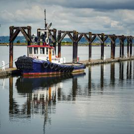 Victory  by Todd Reynolds - Transportation Boats