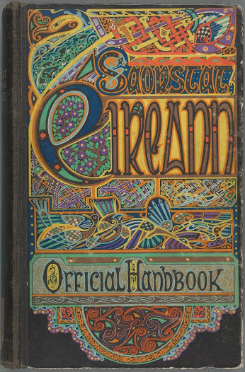 Produced by the government of the Free State to mark the first decade of its existence, this 1932 handbook is a work of art in its own right. Its mapping of a remarkably wide range of aspects of Irish life and history includes chapters entitled 'Early Christian Art in Ireland', 'Modern Irish Art' and 'Irish Architecture'.