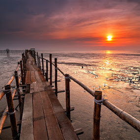 by Hamdi Aziz - Landscapes Sunsets & Sunrises