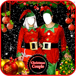 Download free Couple Christmas Photo Suit for PC on Windows and Mac