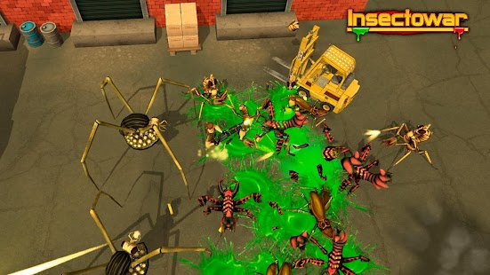 Insectowar Screenshot