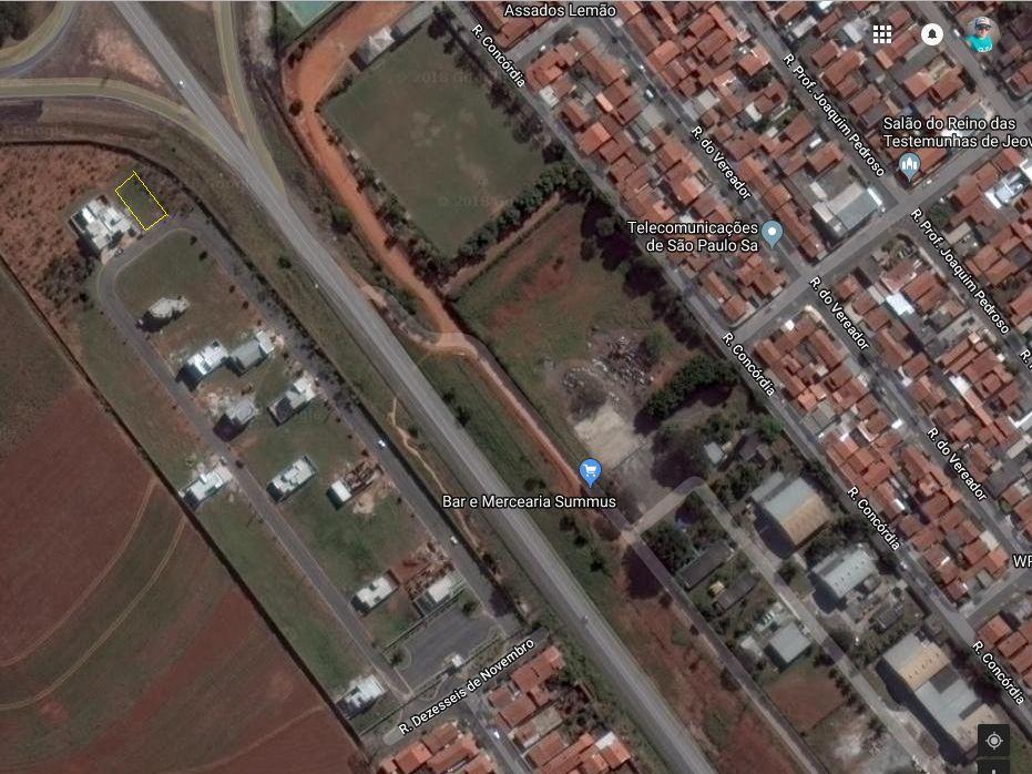 Terreno  Village Monte Cristo  Cosmópolis