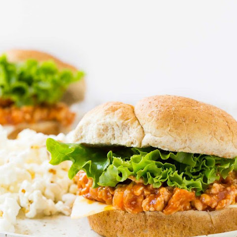 Easy Sloppy Joes - FIVE ingredients!