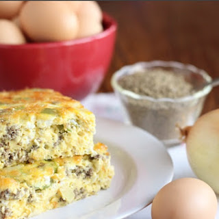 Hamburger Egg Bake Recipes