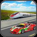 Train vs Car : Super Racing