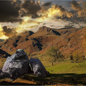 by Stephen Hooton - Landscapes Mountains & Hills ( wendy, lakes )