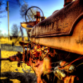 Farmall by Derrill Grabenstein - Transportation Other
