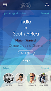 Brago IPL Fantasy Cricket - screenshot