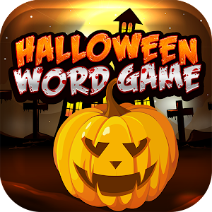 Halloween word game for Android