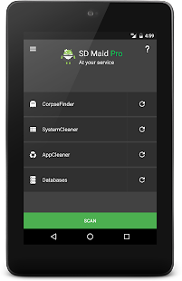 SD Maid - System Cleaning Tool- screenshot thumbnail