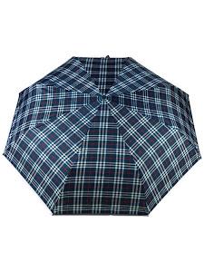 "Зонт ""Компакт S"", сине-белый"