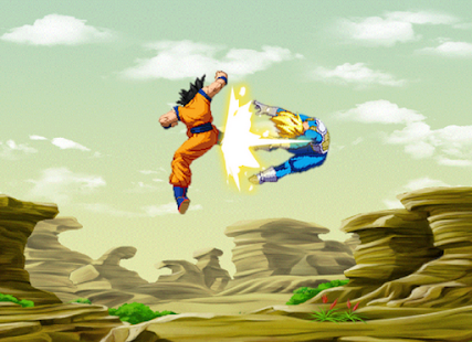 Game Battle Super Goku Saiyan Z APK for Windows Phone