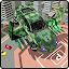APK Game Army Flying Car Parking 3D for iOS