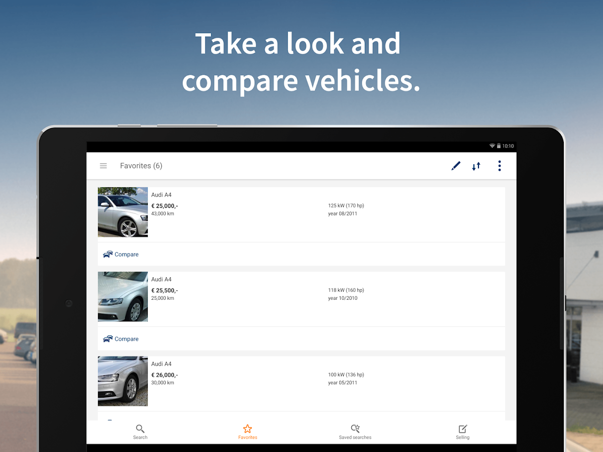 AutoScout24 - used car finder Screenshot 7