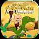 Monster Caveman Ride Dinosaur
