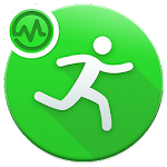 mobiefit RUN: Train, Track, Lose Weight & Get Fit Icon
