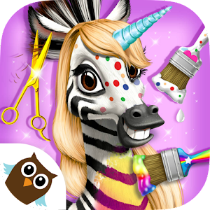 Jungle Animal Hair Salon 2 - Tropical Pet Makeover For PC (Windows & MAC)