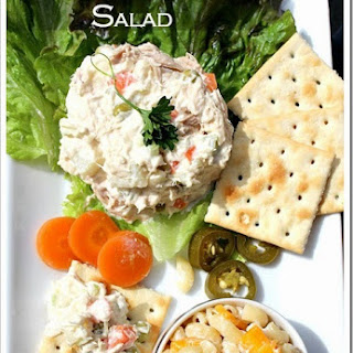 Mexican Chicken Salad Recipe... Pin That Twist!