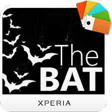 Xperia™ theme The Bat