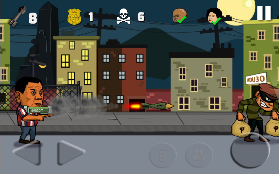 Duterte Fighting Crime 2 Screenshot 6