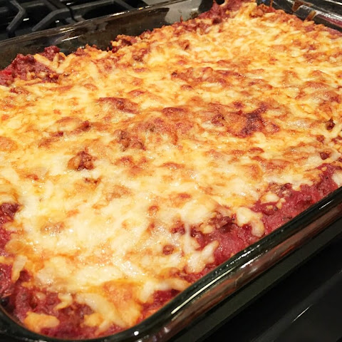 Great Pasta Recipes - Baked Spaghetti Casserole