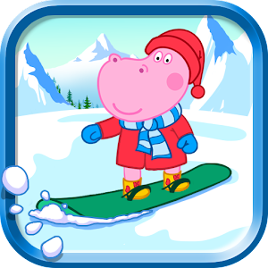 Cover art Kids Winter Games