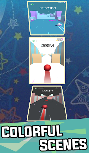 Dancing Ball – Roll in the Sky and Catch it up screenshot 4