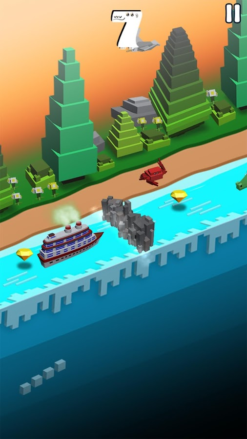Rolling Rapids Screenshot 5