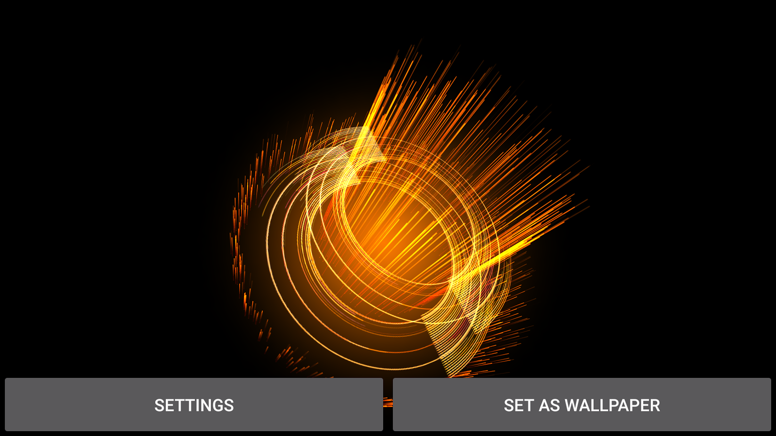 Abstract Gyro  Live Wallpaper Screenshot 16