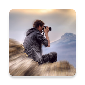 Blur Photo Background Editor