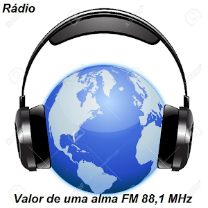 FM Valor de uma Alma 88.1 for PC-Windows 7,8,10 and Mac