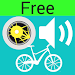 Bell and Light for Bike - Campanello Luce per Bici Icon