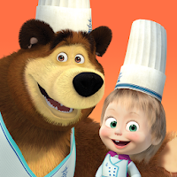 Masha and the Bear Child Games: Cooking Adventure For PC Free Download (Windows/Mac)