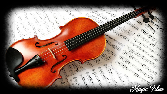 Violin Wallpaper - screenshot