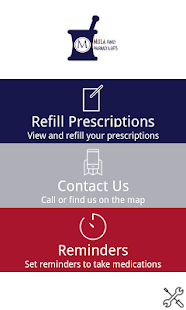Mula Family Pharmacy screenshot for Android