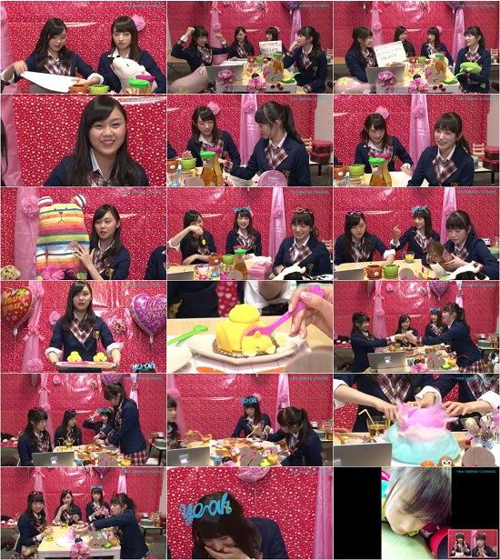 (TV-Variety)(720p) YNN [NMB48チャンネル] 愛でる。~とにかく可愛いYNN~ 150624